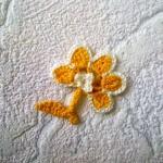 Очаровательный цветок Дюймовочка 1