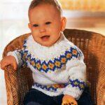 Вязание для детей: практично, модно и красиво