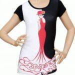 Как выбрать идеальную футболку современной женщине?