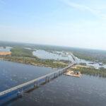 Знаменитые мосты Волгограда: Астраханский и Танцующий мосты