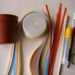Какие инструменты нужны для квиллинга