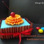 Упаковка Вишневый кекс
