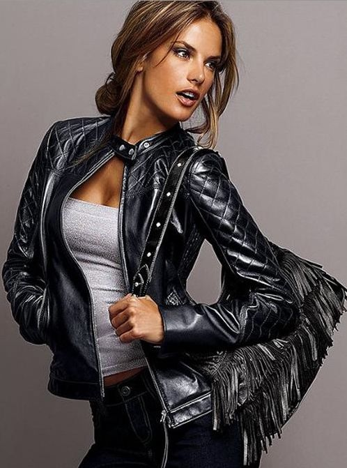Кожаная куртка: все об уходе