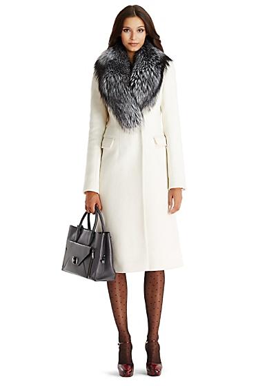 Выбираем модное зимнее пальто