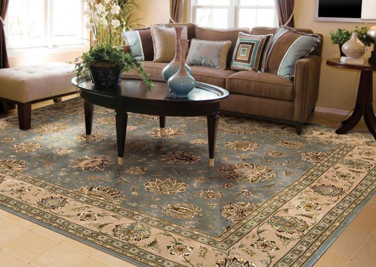 Секрет персидских ковров