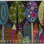 Картины Карлы Жерар