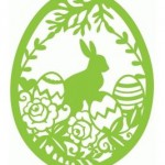 Пасха, яйца и пасхальный кролик