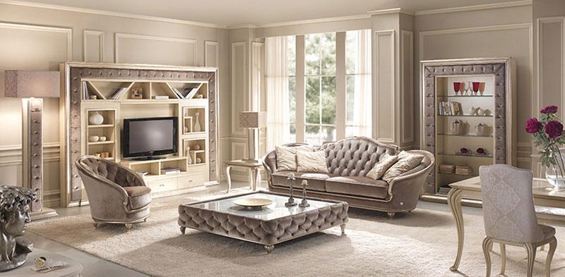 Элитная гостиная Gold Confort