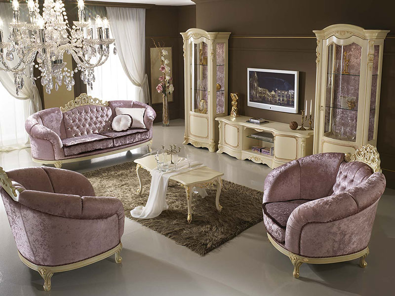 Шикарная мягкая мебель от Mobil Piu