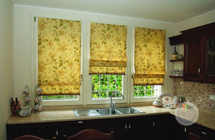 шторы на кухню от Акмэ
