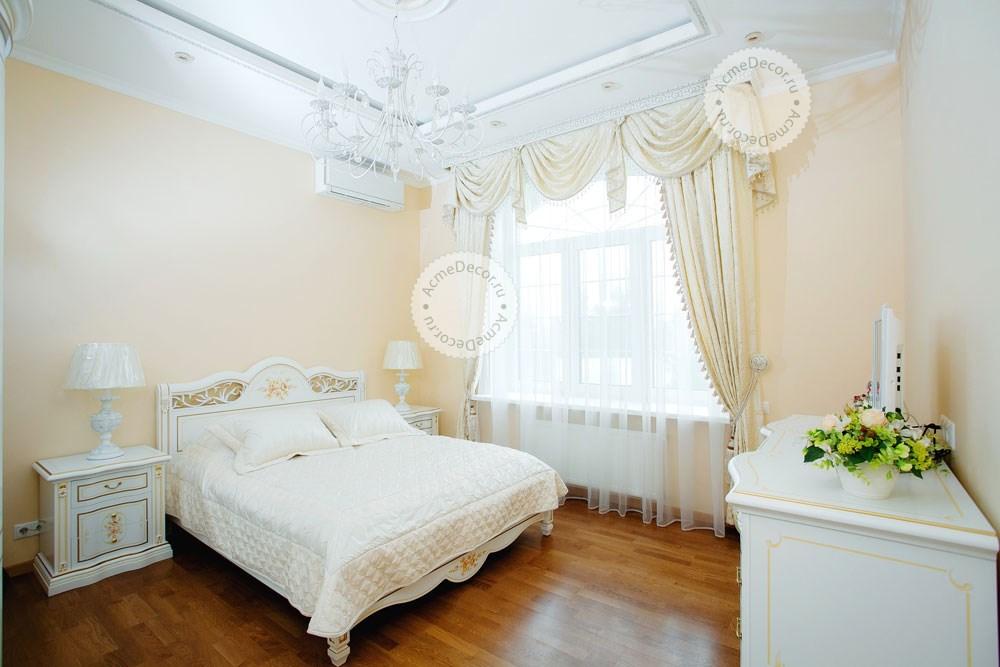 шторы для спальни от Акмэ