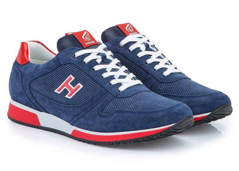 Обувь Hogan — отражение многогранности стиля кэжуал-люкс