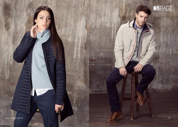 Надежные производители верхней одежды много времени и сил уделяют созданию качественных рекламных каталогов