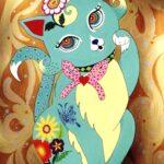 Кошки Michi Inaba