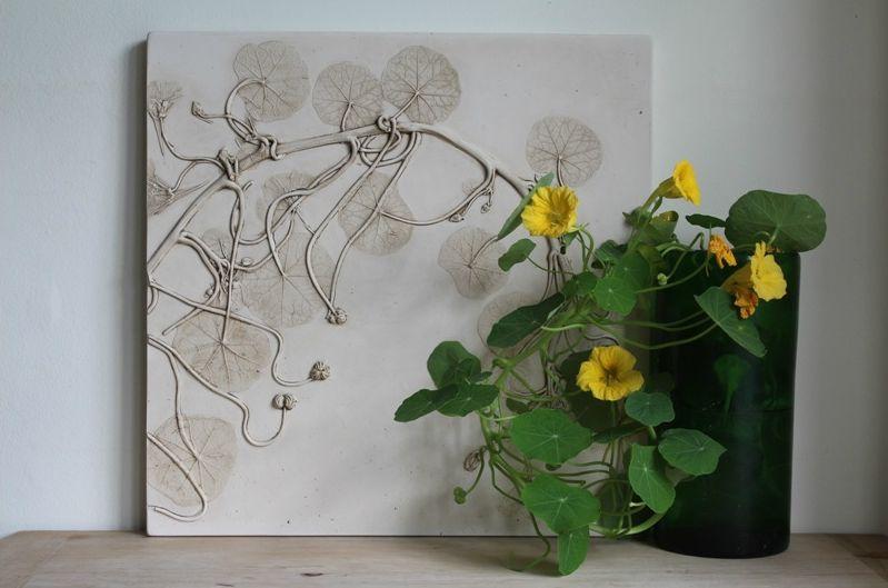 Гипсовая флора Rachel Dein