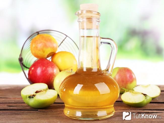 Рецепты яблочного уксуса: готовим сами