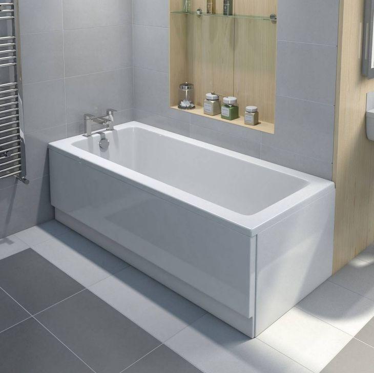 Экраны для ванны - особенности и материалы