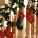 Новогодние шаблоны для праздничного декора