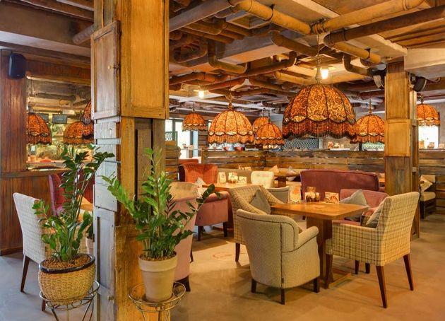 Мебель для ресторанов - в чём особенность?