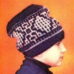 Спортивная шапочка для мальчика Петушок