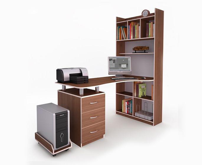 Стильные и практичные компьютерные столы в интернет-магазине Stylbest