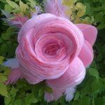 Удивительные бумажные цветы Марианне Эриксен