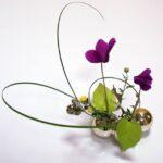 Икебана — мир гармонии и элегантности