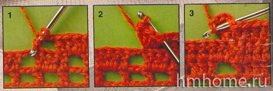 Подушки вязаные крючком