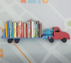 Полки для детских книг