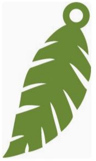 Оформление праздников бумажными листьями