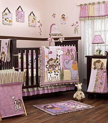 Забавные жирафы для детской комнаты
