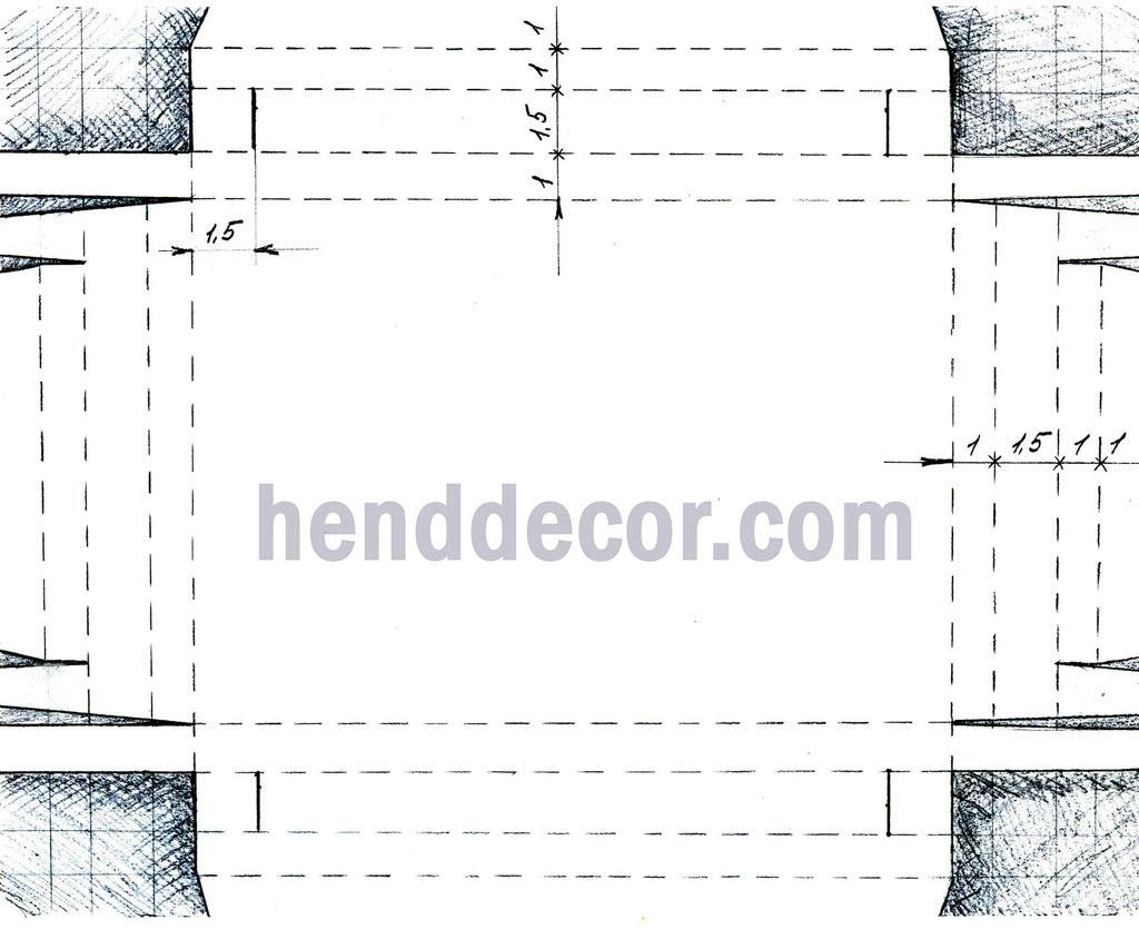 Бумажные 3-D композиции