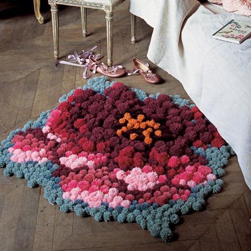 Хэндмейд коврики для дома и дачи