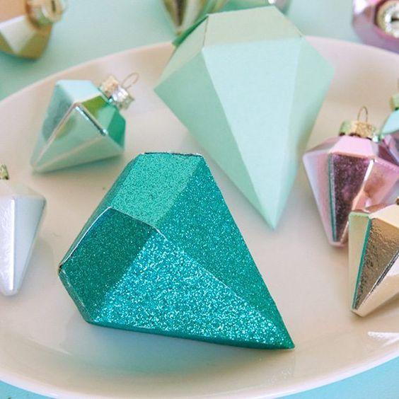 Бриллианты для новогодней ёлки
