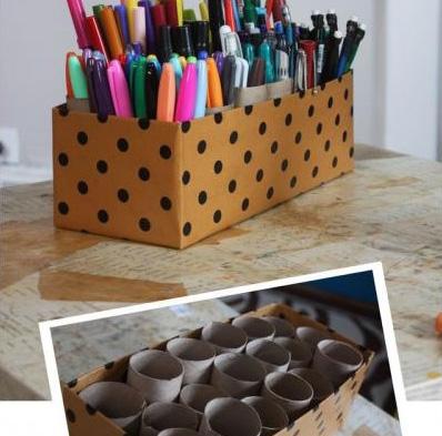 Креативные идеи с обувными коробками