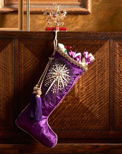 Модный цвет 2018 года в новогоднем декоре