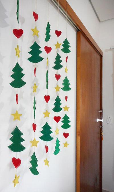 10 идей офисного новогоднего декора