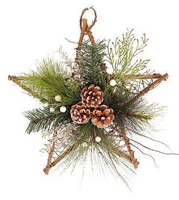 Идеи декора: Рождественская звезда