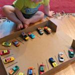 Комнатные игры для маленьких
