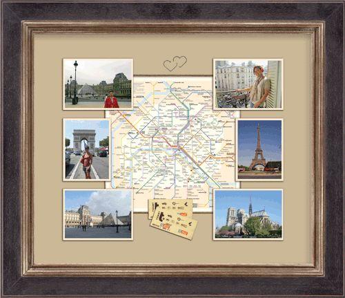 Как оформить воспоминания о путешествиях