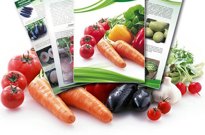 Рекомендации по выбору хороших семян овощей