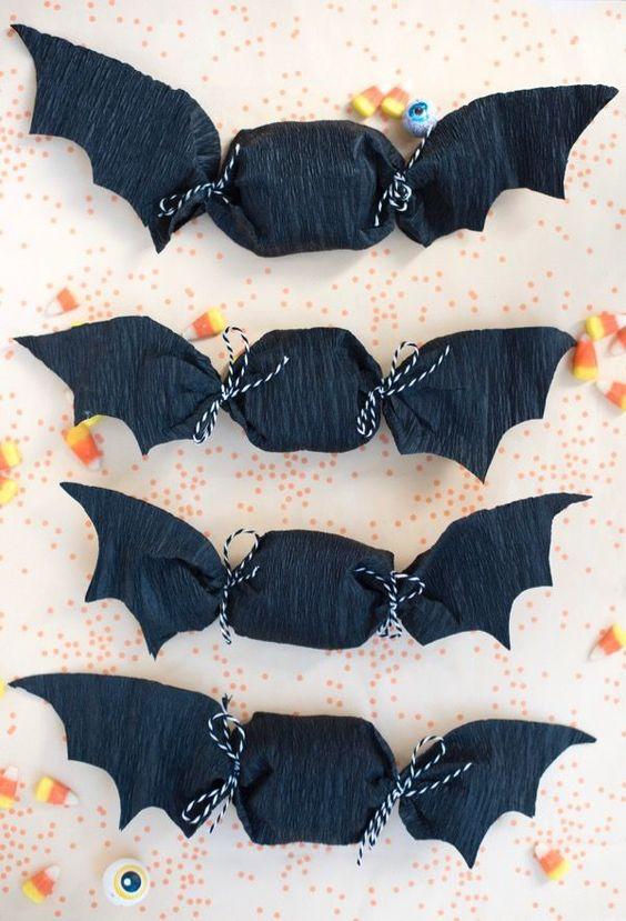 Бумажные изделия к Хэллоуину