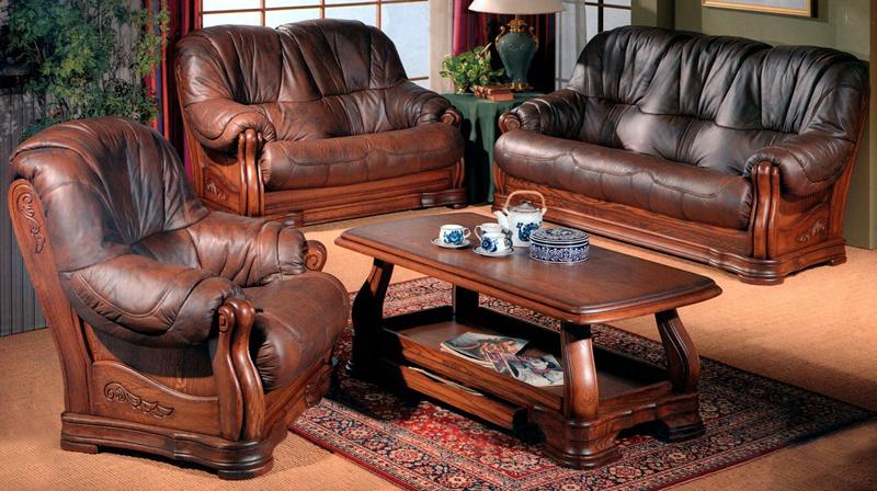Кожаная мебель или тряпичная: решаем что лучше