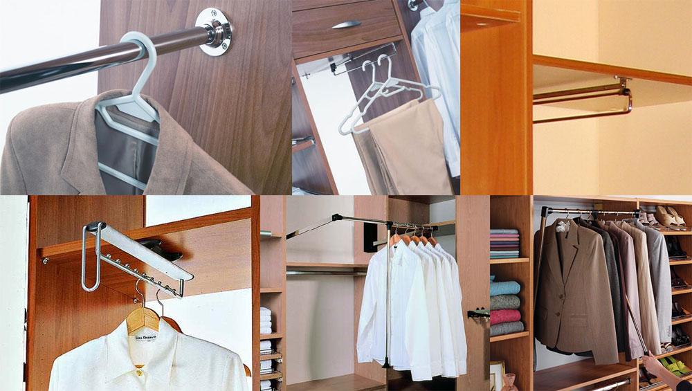 Фурнитура для мебели: основные виды и особенности