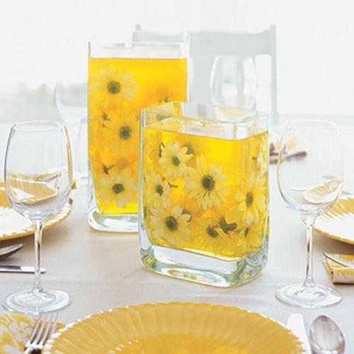 15 идей весеннего декора праздничного стола