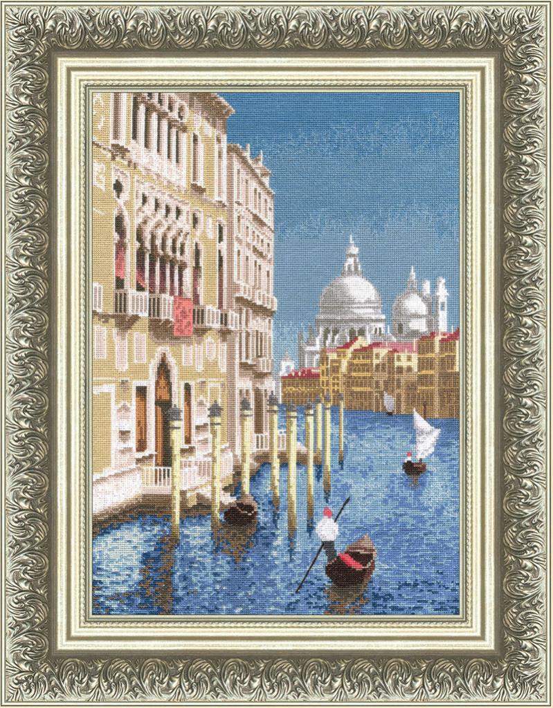 Вышивка крестом ВС-008 Прекрасная Венеция