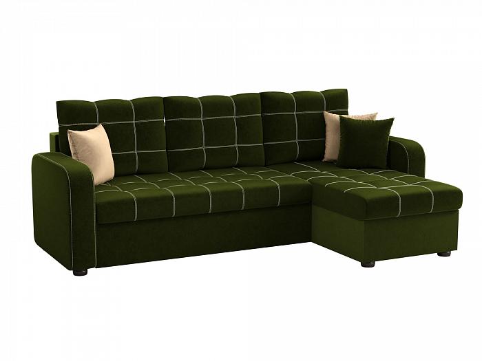 Маленькие угловые диваны – хорошее решение для небольшой комнаты