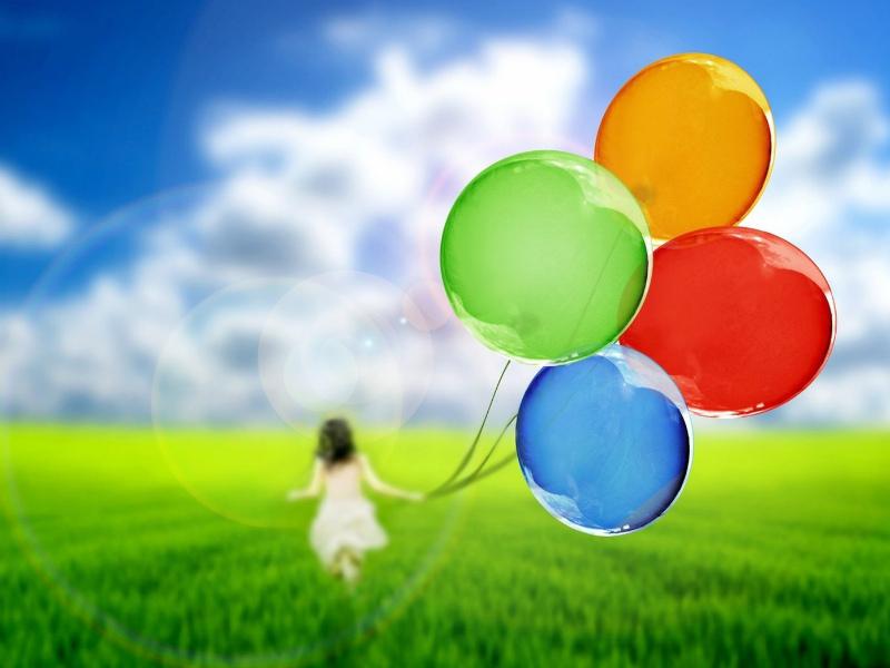 Чем надуть воздушные шары, чтобы они летали