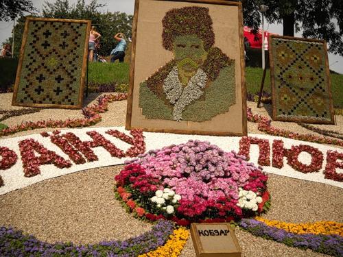 Праздник цветов в Киеве