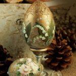 Пасхальные яйца Светланы Данковой